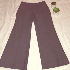 {EUC Banana Republic Wool Blend Trousers}